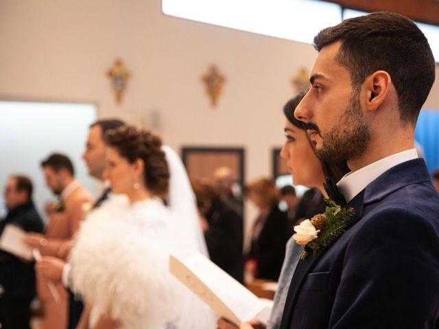 Il matrimonio di Michele e Alessandra a Pian Camuno, Brescia 35