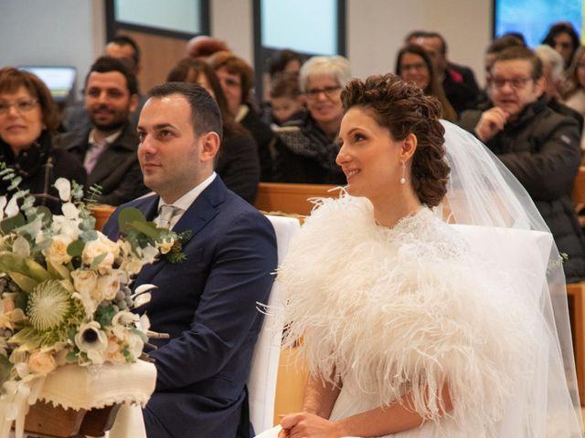 Il matrimonio di Michele e Alessandra a Pian Camuno, Brescia 39
