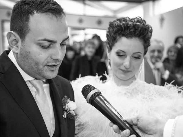 Il matrimonio di Michele e Alessandra a Pian Camuno, Brescia 41