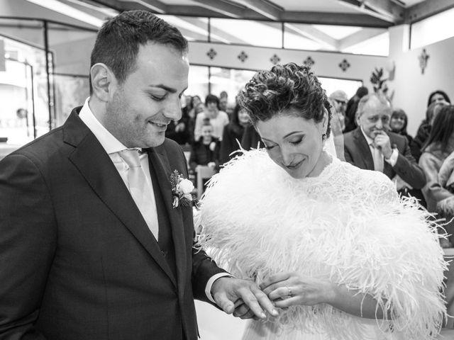 Il matrimonio di Michele e Alessandra a Pian Camuno, Brescia 43