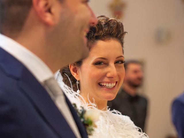 Il matrimonio di Michele e Alessandra a Pian Camuno, Brescia 45