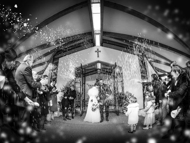 Il matrimonio di Michele e Alessandra a Pian Camuno, Brescia 50