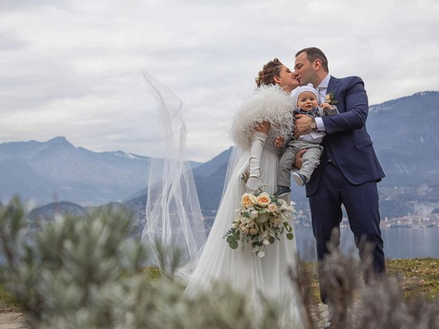 Il matrimonio di Michele e Alessandra a Pian Camuno, Brescia 52