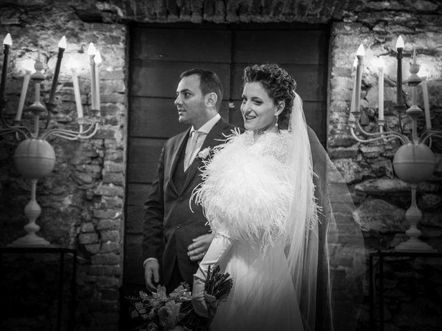 Il matrimonio di Michele e Alessandra a Pian Camuno, Brescia 59