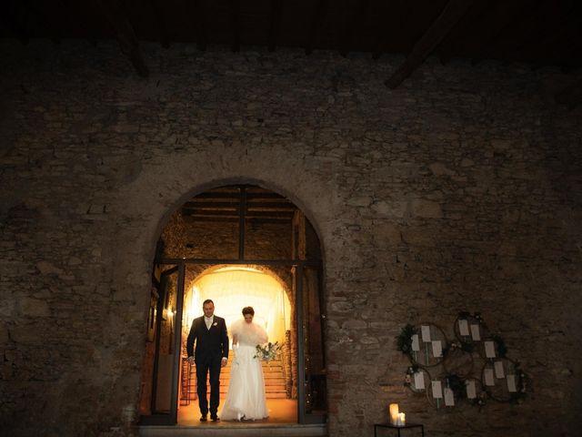 Il matrimonio di Michele e Alessandra a Pian Camuno, Brescia 61