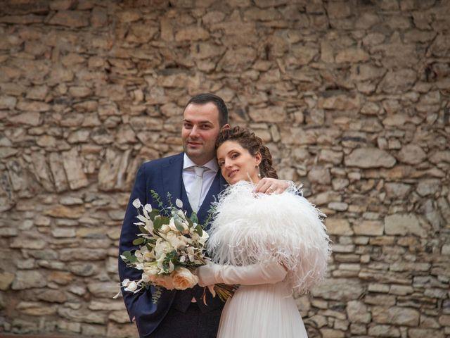 Il matrimonio di Michele e Alessandra a Pian Camuno, Brescia 74