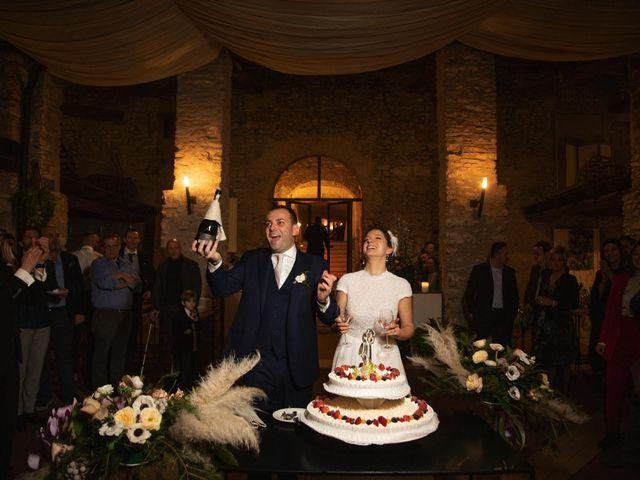 Il matrimonio di Michele e Alessandra a Pian Camuno, Brescia 87