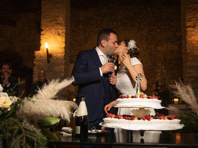 Il matrimonio di Michele e Alessandra a Pian Camuno, Brescia 89