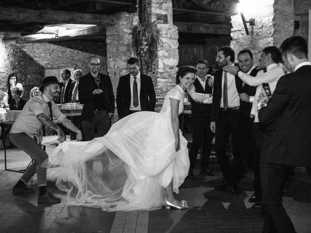 Il matrimonio di Michele e Alessandra a Pian Camuno, Brescia 97
