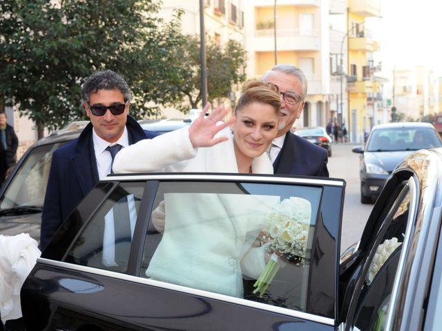 Il matrimonio di Ilaria e Luciano a Montescaglioso, Matera 15