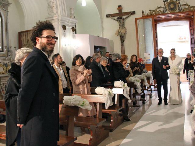 Il matrimonio di Ilaria e Luciano a Montescaglioso, Matera 16