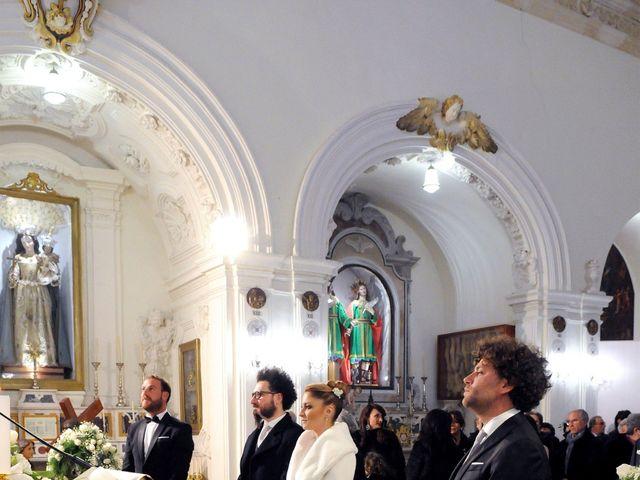 Il matrimonio di Ilaria e Luciano a Montescaglioso, Matera 17