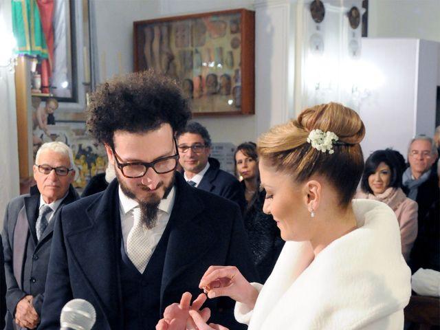 Il matrimonio di Ilaria e Luciano a Montescaglioso, Matera 19