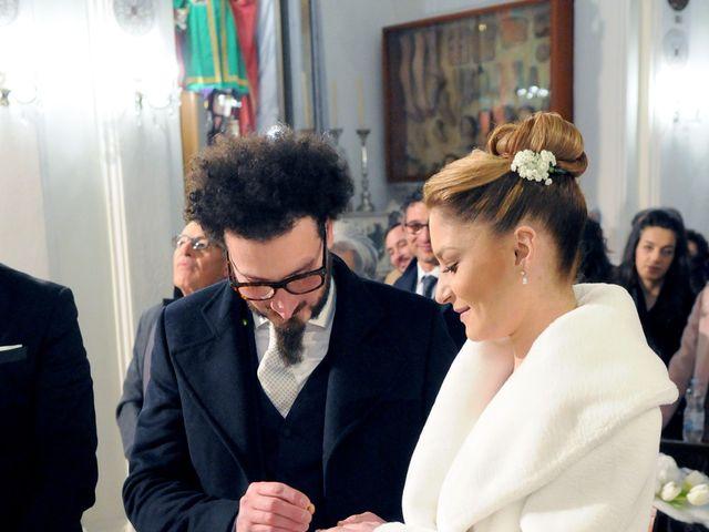 Il matrimonio di Ilaria e Luciano a Montescaglioso, Matera 20