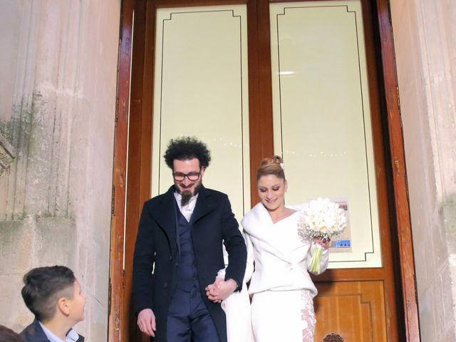 Il matrimonio di Ilaria e Luciano a Montescaglioso, Matera 23