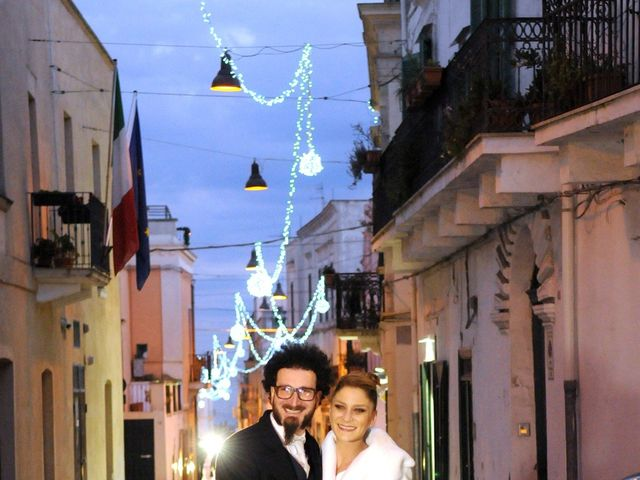 Il matrimonio di Ilaria e Luciano a Montescaglioso, Matera 24