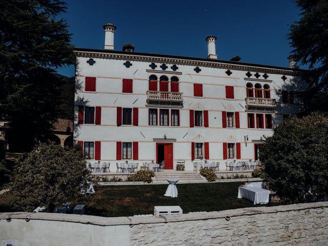 Il matrimonio di Lucio e Michela a Cavaso del Tomba, Treviso 25