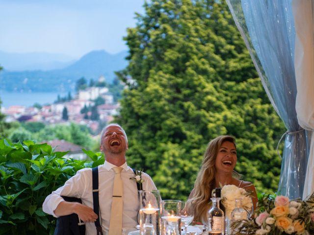 Il matrimonio di Tobias e Azadeh a Stresa, Verbania 31