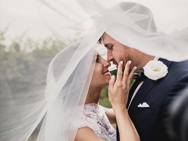 Le nozze di Annarita e Martino