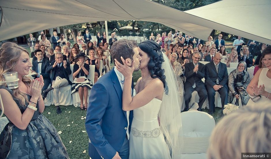 Il matrimonio di Luca e Amina a Coccaglio, Brescia