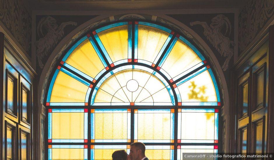Il matrimonio di Fabio e Beatrice a Novara, Novara