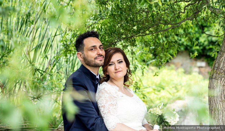 Il matrimonio di Graziano e Laura a Roma, Roma