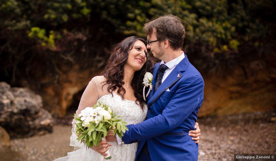 Il matrimonio di Luca e Stefania a Magliano in Toscana, Grosseto