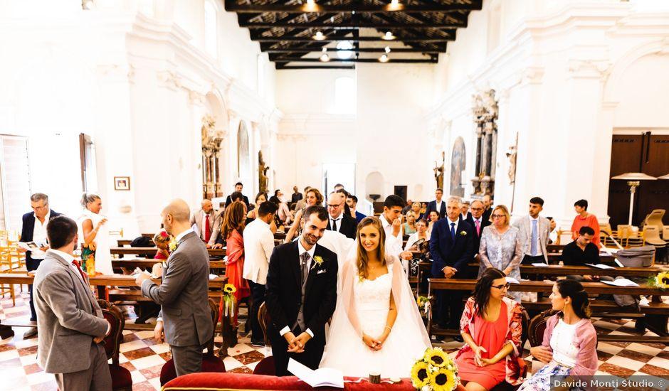 Il matrimonio di Daniel e Marianna a Buja, Udine
