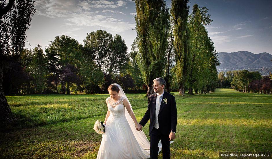 Il matrimonio di Marco e Francesca a Gallarate, Varese