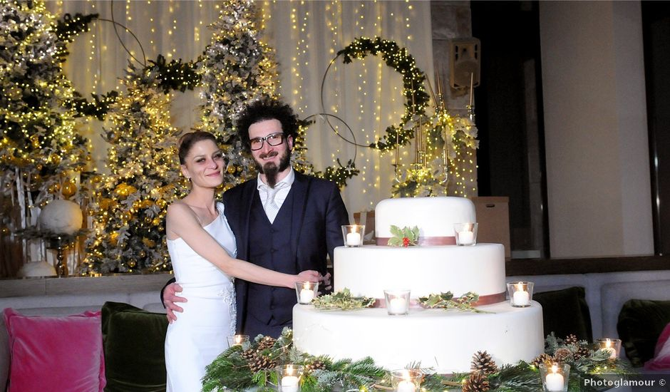 Il matrimonio di Ilaria e Luciano a Montescaglioso, Matera