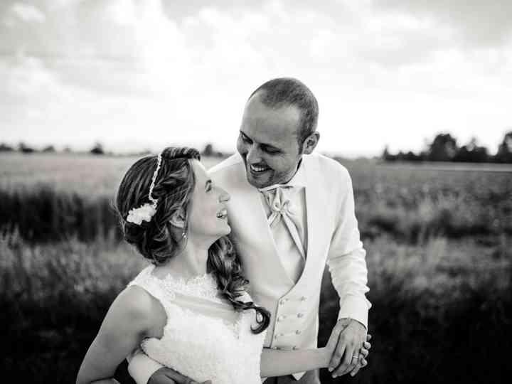 Le nozze di Manuela e Enzo