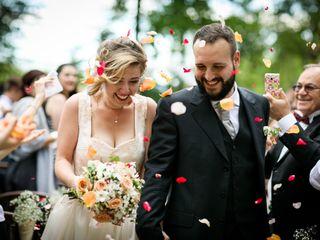 le nozze di Federica e Christian 1