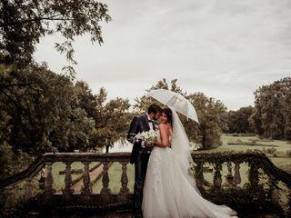 Le nozze di Ambra e Fabrizio