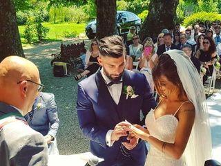 Le nozze di Emilia  e Alessio 2