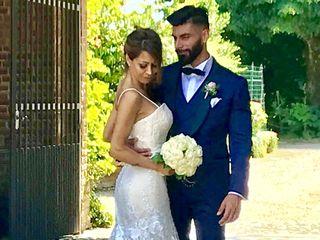 Le nozze di Emilia  e Alessio 3