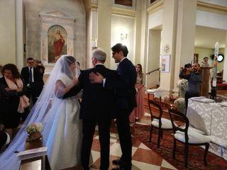 Le nozze di Fabio destro e Sara gottardo 2