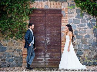 Le nozze di Barbara e Jacopo