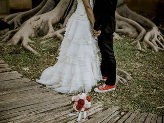 Le nozze di Erika e Joey