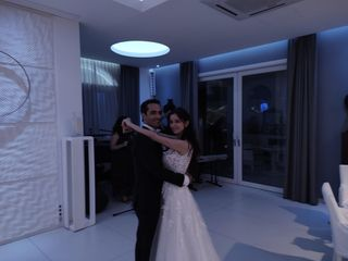 Le nozze di Sandra e Marco