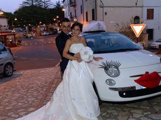 Le nozze di Katia e Samuele