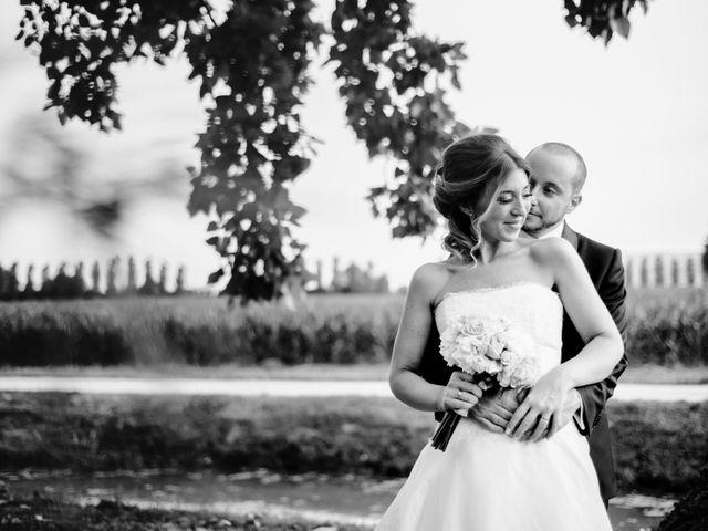 Le nozze di Patrizia e Andrea