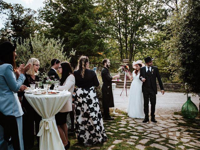 Il matrimonio di Andrea e Martina a Viterbo, Viterbo 23