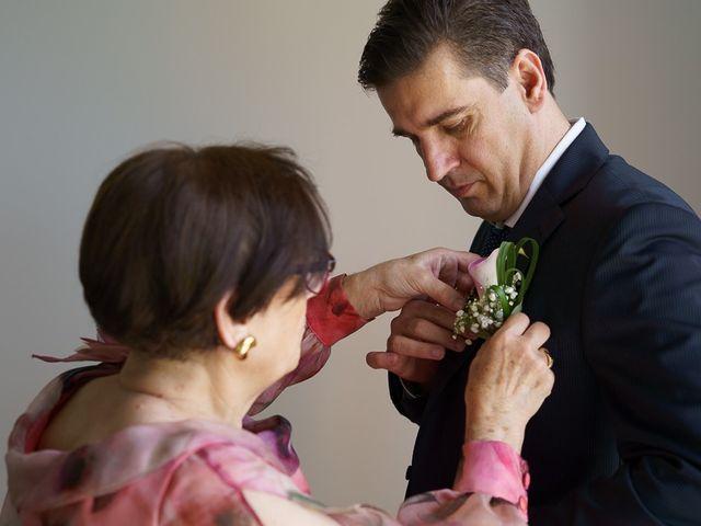 Il matrimonio di Denis e Maria a Quattro Castella, Reggio Emilia 10
