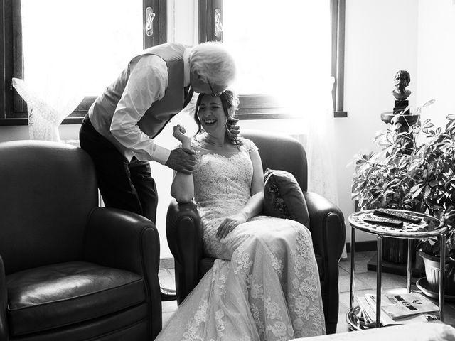Il matrimonio di Denis e Maria a Quattro Castella, Reggio Emilia 21