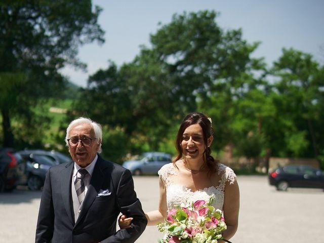 Il matrimonio di Denis e Maria a Quattro Castella, Reggio Emilia 16