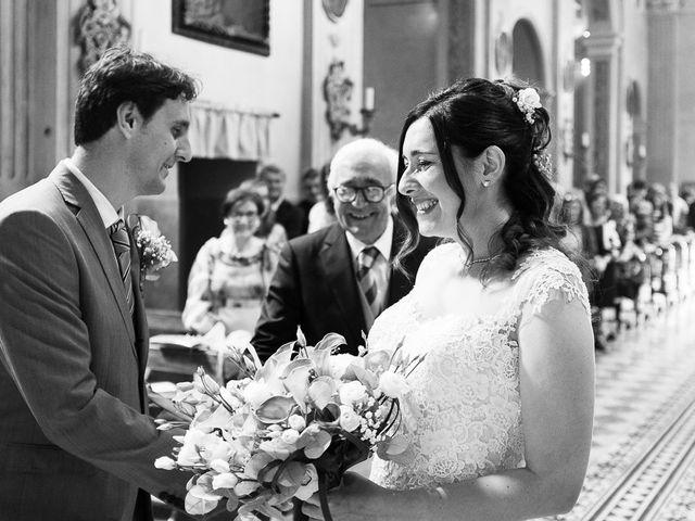 Il matrimonio di Denis e Maria a Quattro Castella, Reggio Emilia 18