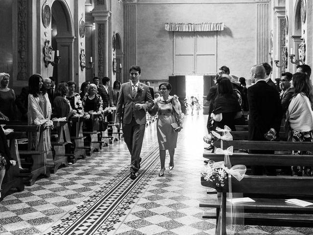 Il matrimonio di Denis e Maria a Quattro Castella, Reggio Emilia 15