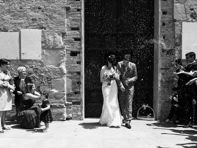 Il matrimonio di Denis e Maria a Quattro Castella, Reggio Emilia 24