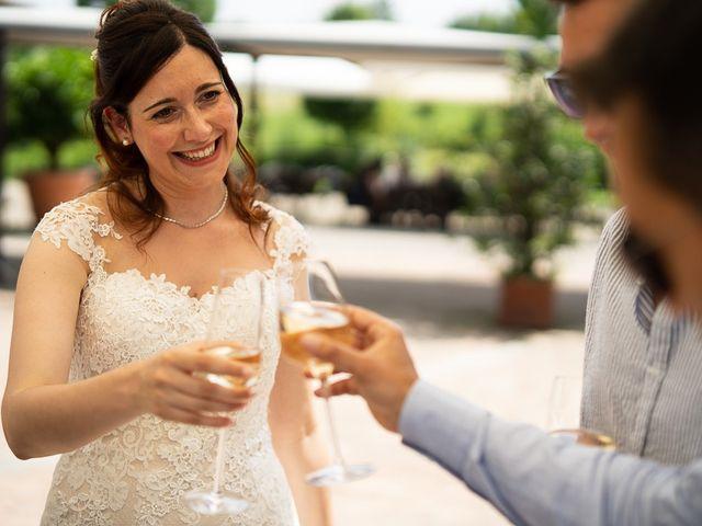 Il matrimonio di Denis e Maria a Quattro Castella, Reggio Emilia 31