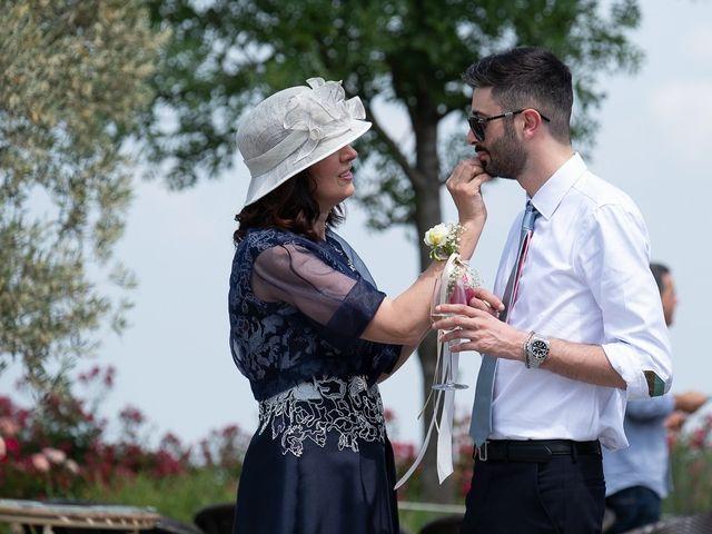 Il matrimonio di Denis e Maria a Quattro Castella, Reggio Emilia 50